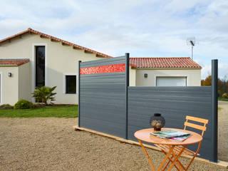 Modern style gardens by Sylneo Modern