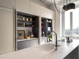 Tommaso Giunchi Architect Kitchen