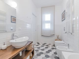 Facile Ristrutturare Moderne Badezimmer