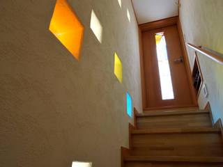 星空に語らう住まい モダンな 壁&床 の 片倉隆幸建築研究室 モダン