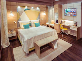 BAUR WohnFaszination GmbH Hotel Modern Kayu