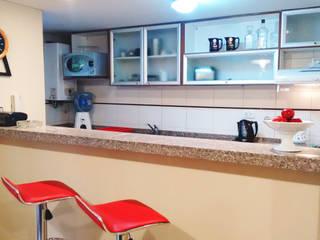 Decoración Interiores:  de estilo  por LOSADA ARQUITECTURA