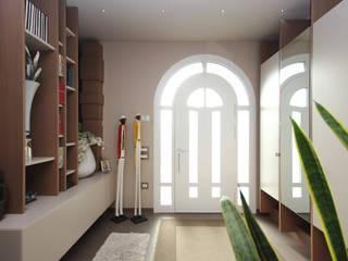 AM SERRAMENTI Fenster & TürTüren Aluminium/Zink Weiß