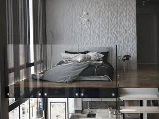 Recámaras de estilo ecléctico por 8 Haus