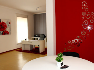 Remodelação de escritório por Sara Silva - arquitecta Minimalista