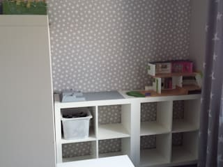 modern Nursery/kid's room by makasa