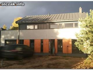 OPS Architekt Maciej Olczak Maisons modernes