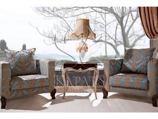 Classic style living room by Kapars Mobilya & Dekorasyon Classic