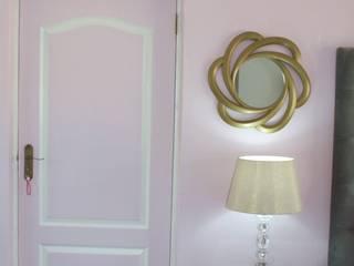 Quartos clássicos por Tamsyn Fowler Interiors Clássico
