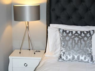 Tamsyn Fowler Interiors Modern style bedroom