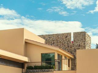 SAN ANSELMO 140: Casas de estilo clásico por Ocho Ochenta Construcciones S. de R.L. de C.V.