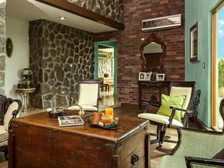 SAN ANSELMO 140: Estudios y oficinas de estilo clásico por Ocho Ochenta Construcciones S. de R.L. de C.V.