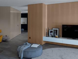 Salon moderne par MD Creative Lab - Architettura & Design Moderne