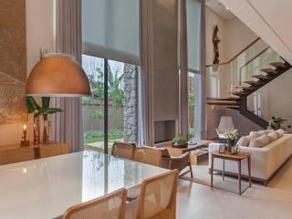 Projeto de Interiores - Barão Salas de estar modernas por Maira Del Nero Arquitetura e Interiores Moderno