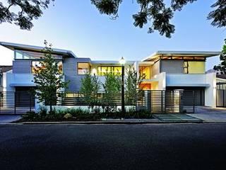 現代房屋設計點子、靈感 & 圖片 根據 Dear Zania Interiors 現代風