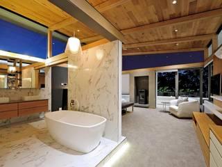 Baños de estilo moderno de Dear Zania Interiors Moderno