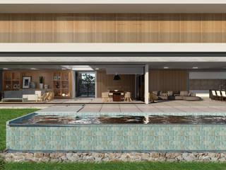 Del Nero Da Fonte Arquitetura Moderne Häuser