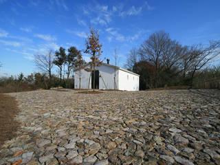 Casas de estilo minimalista de TOMOAKI UNO ARCHITECTS Minimalista