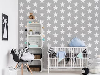 Bilderwelten Nursery/kid's roomAccessories & decoration Grey