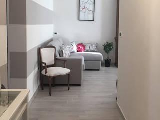 """""""Home is where the heart is"""" Ingresso, Corridoio & Scale in stile moderno di Carmine Mergiotti, Architetto Moderno"""