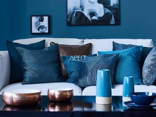 Alfred Apelt GmbH Soggiorno moderno