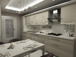 مطبخ تنفيذ Kapars Mobilya & Dekorasyon