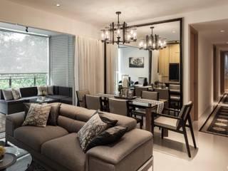 Minimalist conservatory by Posh Home Interior Design Minimalist