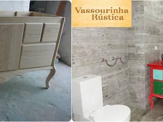 Móvel WC por Vassourinha Rústica