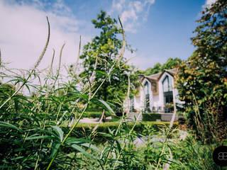 Garten im Landhausstil von Buro Buitenom exterieurontwerpers Landhaus