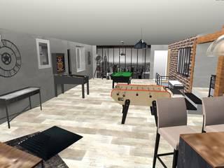 Salas de estilo clásico de relion conception Clásico
