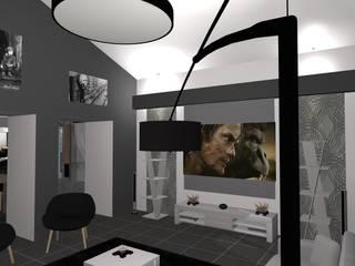 relion conception Salas de estilo escandinavo