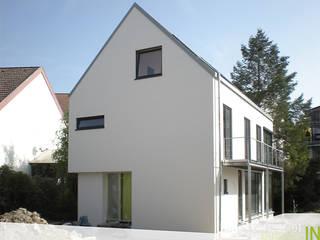 Neubau Wohnhaus:  Häuser von outsideIN | Innen-Architektur