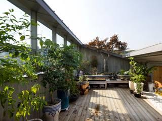 modern Garden by 수목피엠