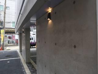 Casas de estilo  por 수목피엠, Moderno