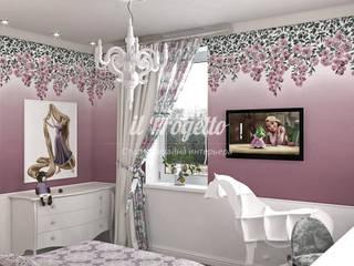 КП Комильфо Детская комнатa в классическом стиле от Dарья Sтепанова Классический