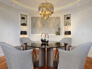 Hunke & Bullmann Modern Dining Room Grey