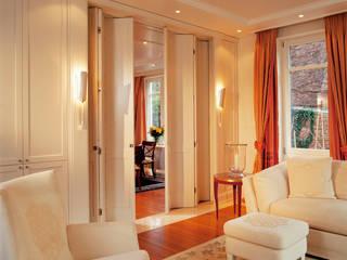Hunke & Bullmann Livings de estilo clásico Blanco