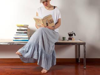 Salon de style  par Ramina Studio,