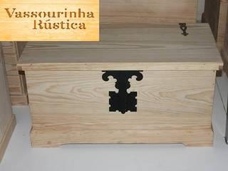Arca por Vassourinha Rústica Rústico