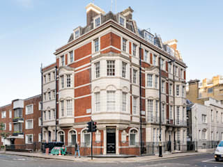 London Portman Refurbishment Classic style houses by designSTUDIO - Lopes da Silva Classic