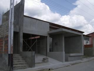 Townhouse en Cúa. Casas modernas de MARATEA estudio Moderno