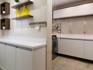 Condomínio Tordesilhas - Tatuapé Cozinhas modernas por Dominus Arquitetura Moderno
