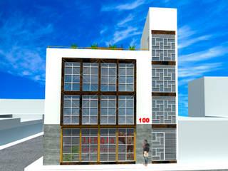 Houses by Urbe. Taller de Arquitectura y Construcción, Minimalist