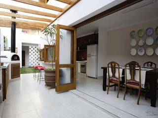 SET Arquitetura e Construções ห้องครัว