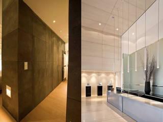 VIROC: Edificios de Oficinas de estilo  por ESTUDIO 5 DISEÑO Y DECORACIÓN