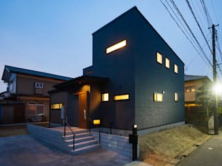株式会社スタジオ・チッタ Studio Citta 現代房屋設計點子、靈感 & 圖片