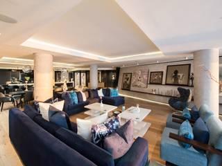 Inhouse Modern living room