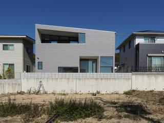 宝塚の家_太陽を取り込む家 北欧風 家 の 近藤晃弘建築都市設計事務所 北欧