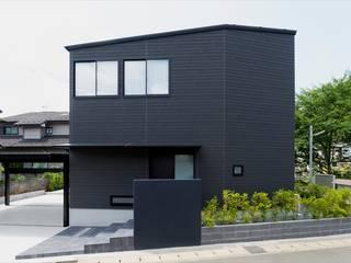 Casas modernas de フォーレストデザイン一級建築士事務所 Moderno