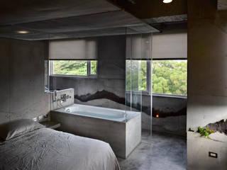 غرفة نوم تنفيذ 本晴設計,